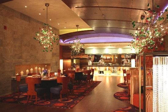Tadka Rasoi Indian Restaurant: setting
