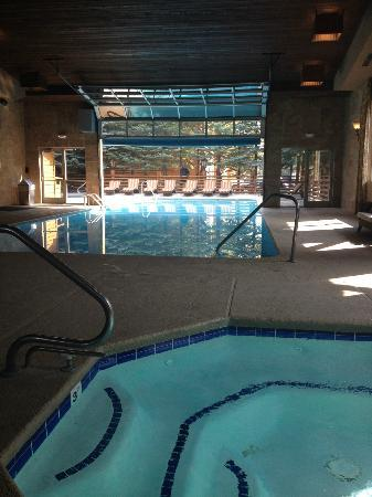 The Lodge at Jackson Hole: Spa & Pool