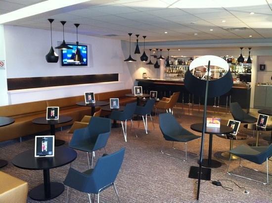 Novotel Massy Palaiseau : le bar