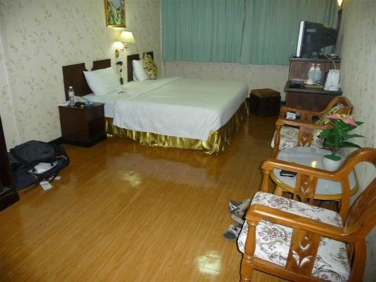 Queen Lotus Guest House : Deluxe room