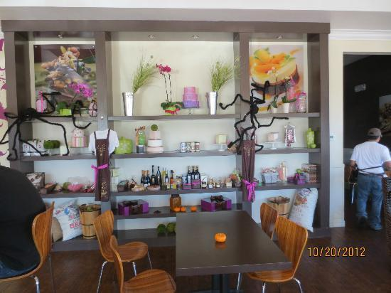 Wall unit - Picture of Chocolate & Spice Bakery, Las Vegas - TripAdvisor