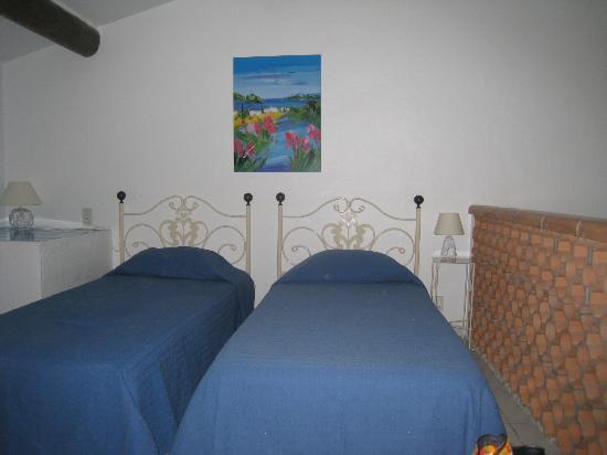 Residence Vasca d'Oro : Mezzanine