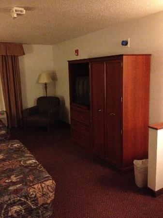 USA Stay Hotel and Suites : a bit outdated but clean