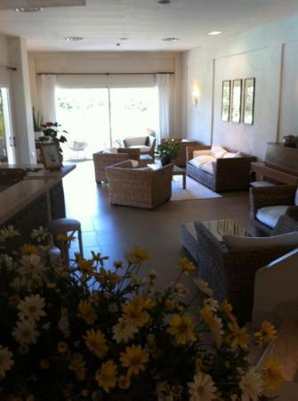 Villa Margherita Hotel : hotel lounge