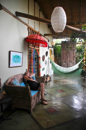 Hotel Pousada Guarana: espace détente
