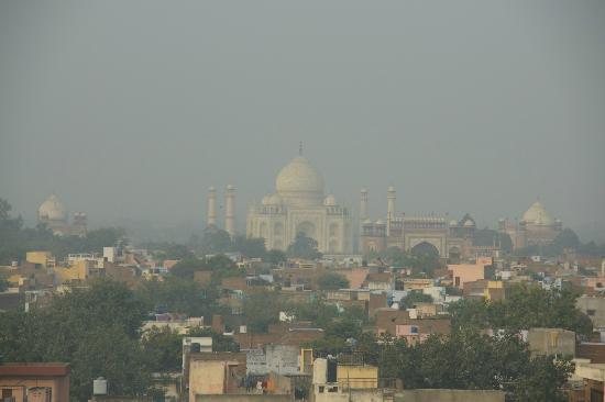 The Gateway Hotel, Agra: Taj view room