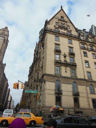 dakota building foto real new york tours new york city tripadvisor. Black Bedroom Furniture Sets. Home Design Ideas