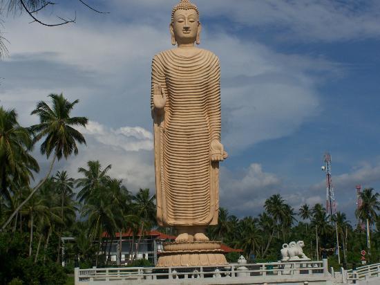 Buddha At The Tsunami Memorial Gardens Picture Of Club Bentota