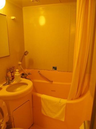 โอซาก้า โตเกียว อินน์: Bathroom