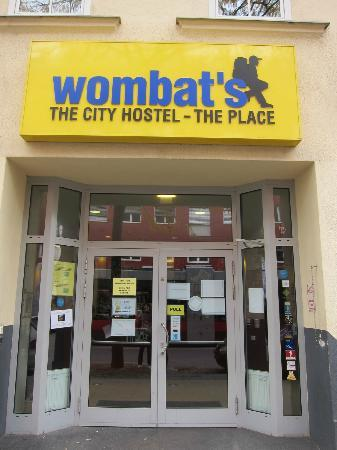 "wombats CITY HOSTEL VIENNA ""The Lounge"": Wombat's"