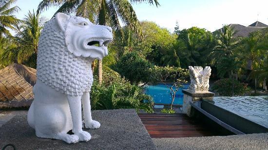 Bali Mandira Beach Resort & Spa: Adults Pool