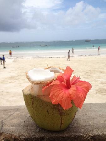 Diani Sea Resort: Picked by garden staff