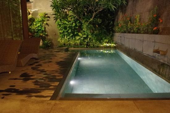 Bali Mandira Beach Resort & Spa: Pool - Club Pool Villa