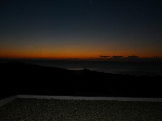 Hotel Mar da Ardora: Tras la puesta de sol