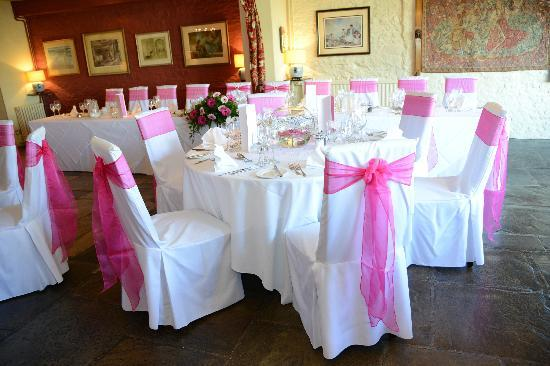 Bay Tree Hotel: Wedding Breakfast