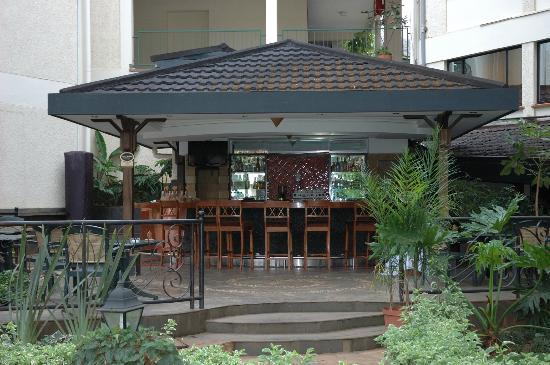 Jacaranda Nairobi Hotel: The Pool Bar