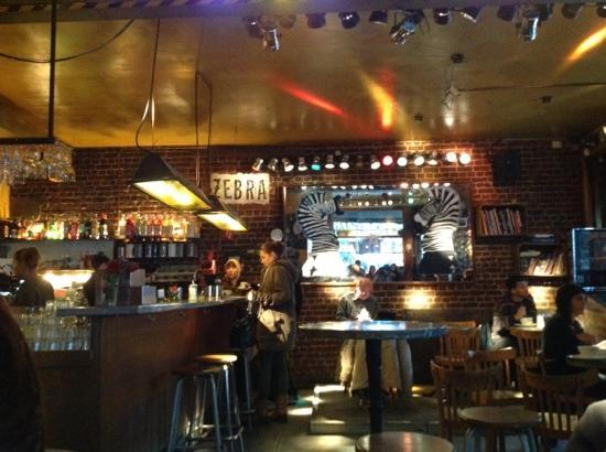 Photo of Bar Zebra Bar at Place Saint-gery 34, Brussels 1000, Belgium
