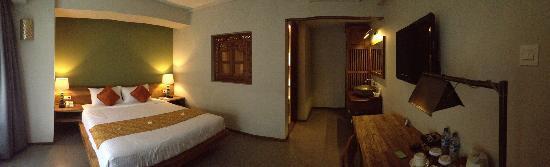 Rumah Batu Villa dan Spa: the rooms