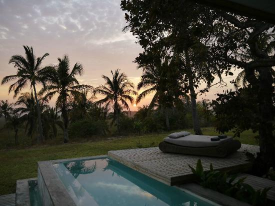 Vanilla View: Sun rise
