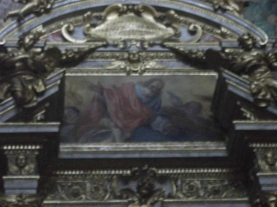 Santa Maria sopra Minerva: Dio Padre