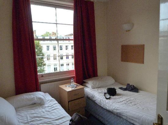 Access Maida Vale: Camera da letto