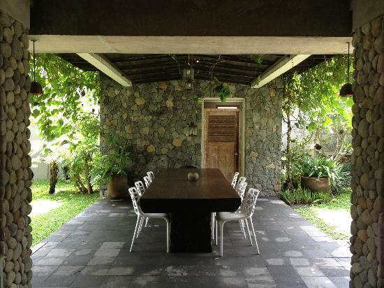 Rumah Batu Villa & Spa: lobby 2