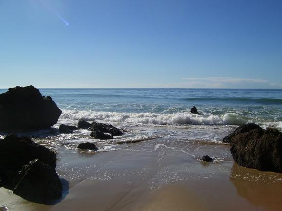 Clube Porto Mos: Down on the beach