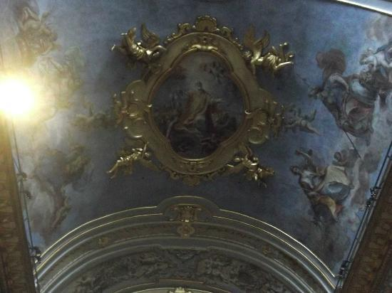 Santa Maria sopra Minerva: affresco