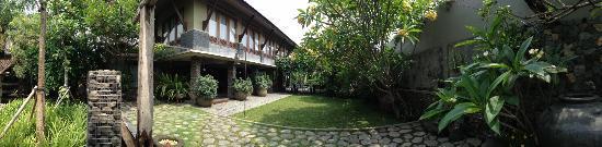 Rumah Batu Villa & Spa: panorama