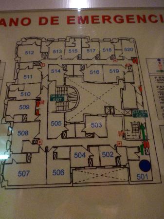 Hotel Atlantico: rooms