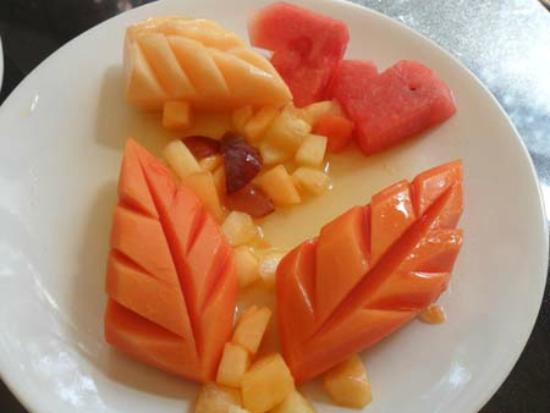Bella Villa Prima Hotel: sweet fruits