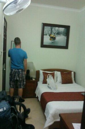 Bich Duyen Hotel: Zimmer ohne fenster