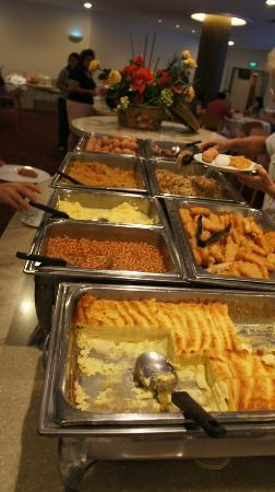 YWCA Fort Canning Lodge: Breakfast food