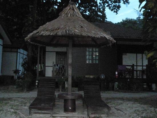 Perhentian Island Resort: Nostro chalet