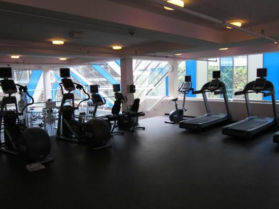 The Pinnacle Hotel Harbourfront: Fitness