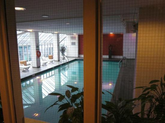The Pinnacle Hotel Harbourfront: Nice pool