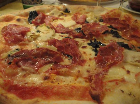 L'incontro: Pizza