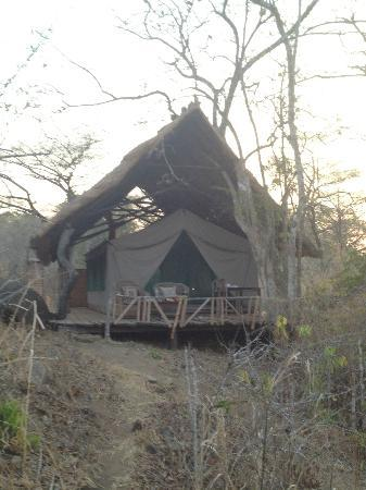 Bua River Lodge: Island B Lodge