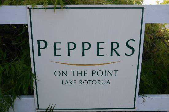 Peppers on the Point - Lake Rotorua: Peppers on the Point
