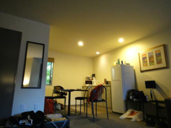 Pavilions Hotel: Zimmer mit viel Platz