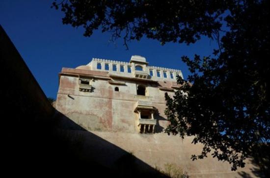 Kumbhalgarh Fort: Badal Mahal
