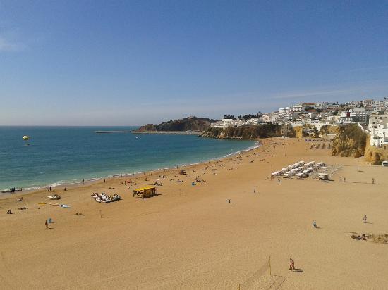 Balaia-Sol Holiday Club: Albufeira old town beach