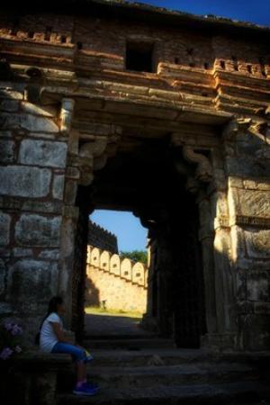 Kumbhalgarh Fort: Gateway