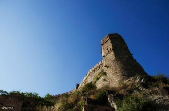 Kumbhalgarh Fort: Watchtower