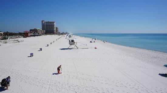 Pensacola Beach: Increibles playas!