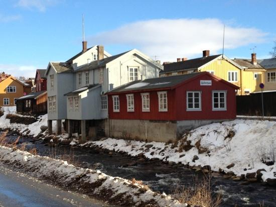 Newspaper Museum - Fjell-Ljom: Pressemuseumet Fjell Ljom