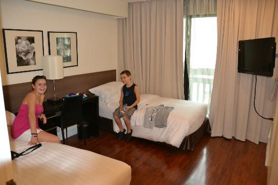 Phachara Suites: Kids bedroom