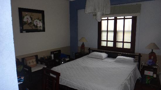 An Huy Hotel: Vue de la chambre