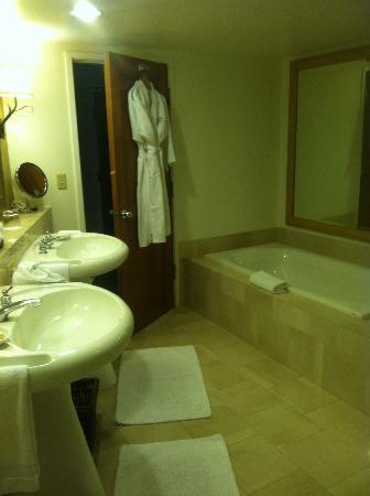 Fairmont Kea Lani, Maui: Bathroom