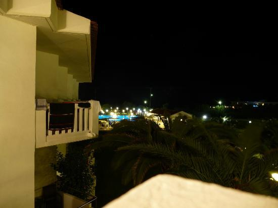 Chryssana Beach Hotel: Hotel from Room